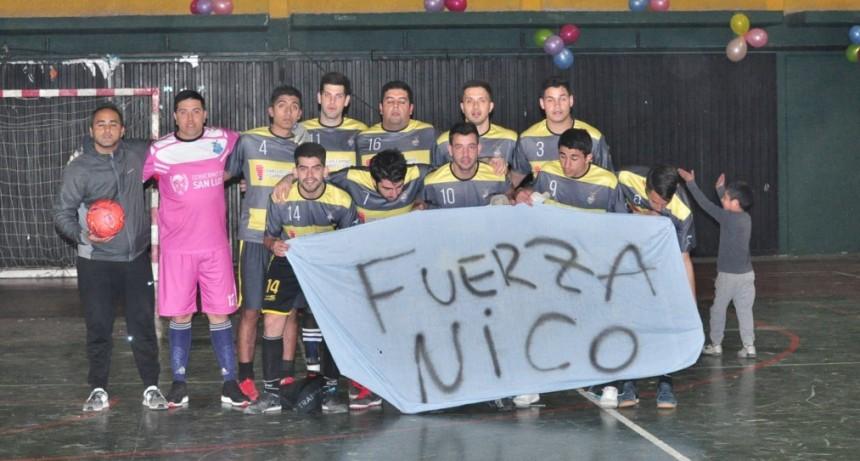 Finalizó la 4ta fecha del Futsal de San Luis