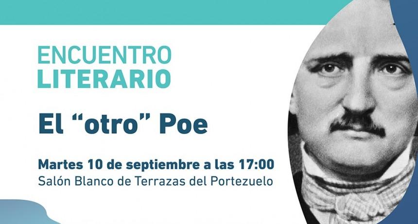 Edgar Allan Poe, el maestro del terror, será protagonista del 2°encuentro literario de la ULP