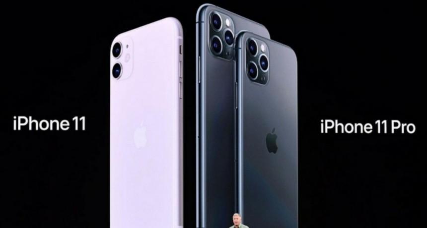 Apple presentó el iPhone 11: ¿Cuánto cuesta?