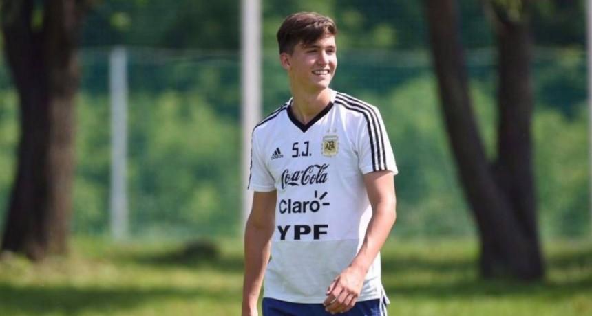 Leonardo Balerdi debutó en la Selección Argentina