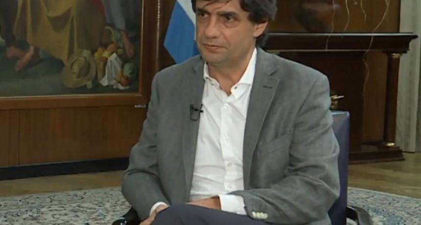 Lacunza presentará el presupuesto para 2020 con una inflación estimada de 34%