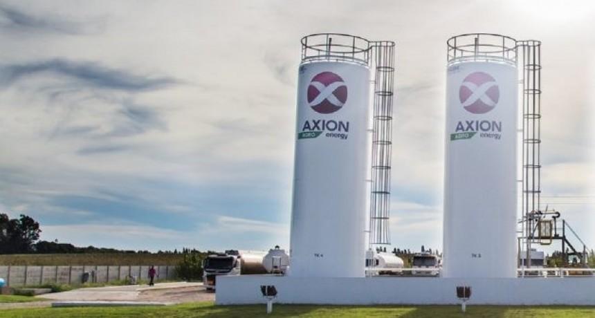 Axion Energy Agro se instalará en la ZAL