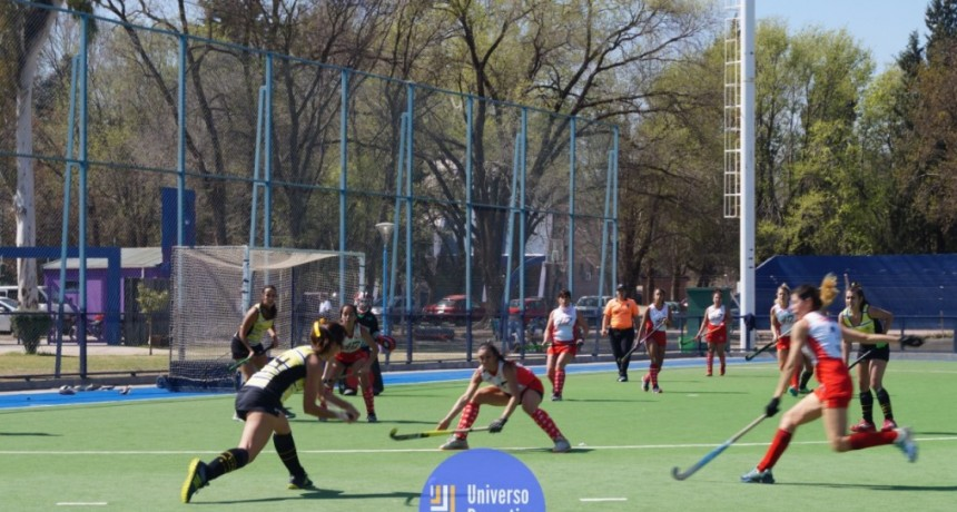 Super 6 de hockey: Segunda fecha