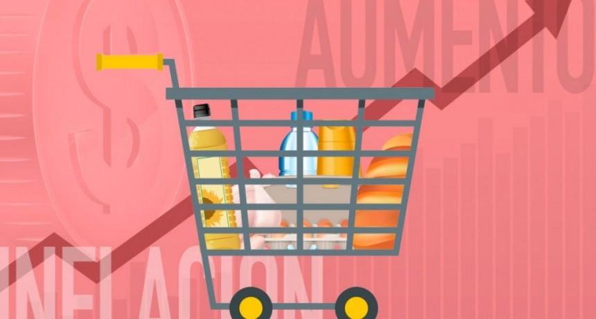 La inflación de agosto fue de 4%
