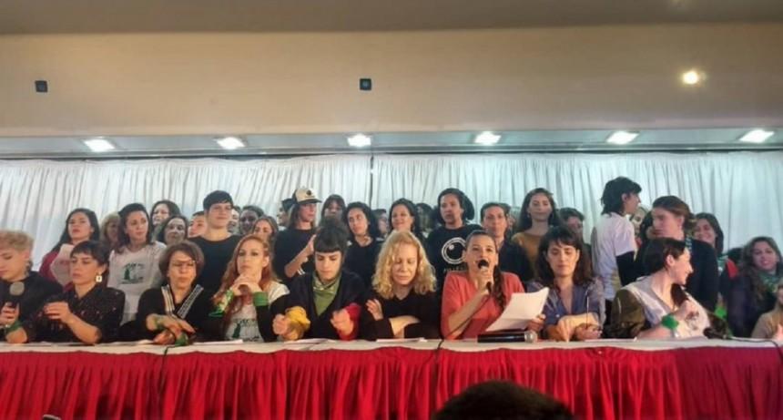 Actrices Argentinas denunció por acoso y maltrato al ex director del Centro Cultural San Martín
