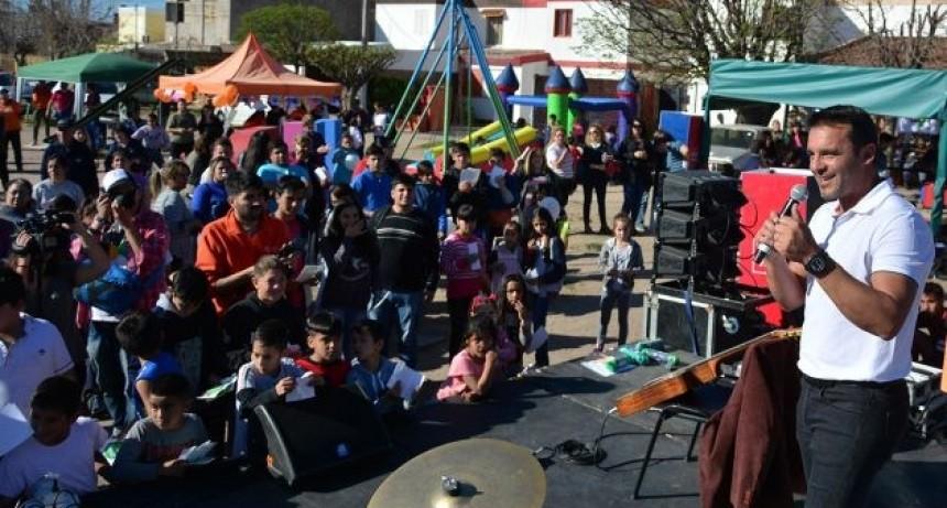 Anunciaron obras para el barrio 132 Viviendas de la ciudad de San Luis