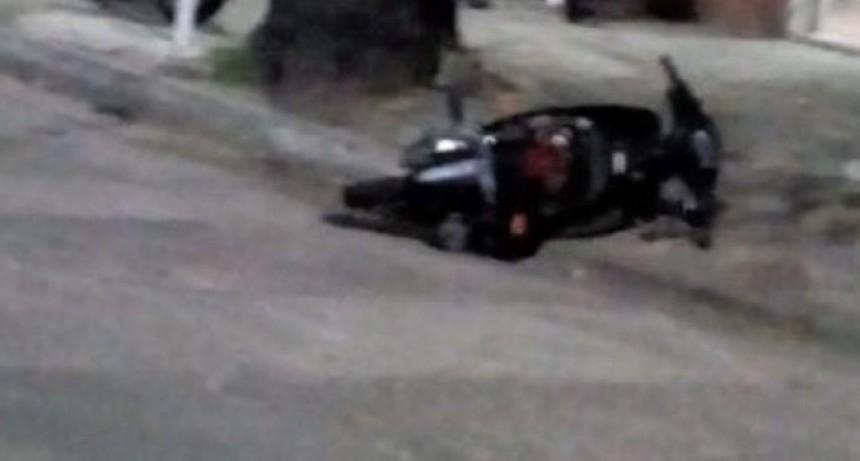 Villa Mercedes: murió un hombre al ser atropellado por un motociclista