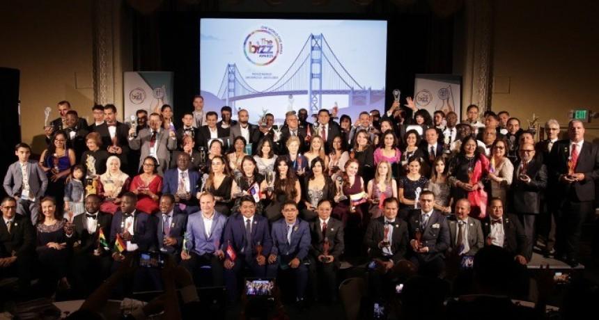 La AGROZAL recibió un premio internacional por la excelencia empresarial