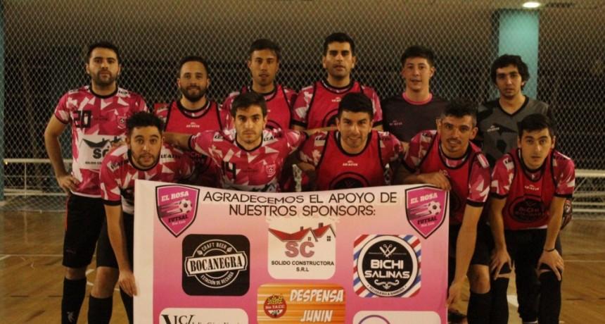 Todo lo que dejó la 5ta fecha del Torneo de Futsal