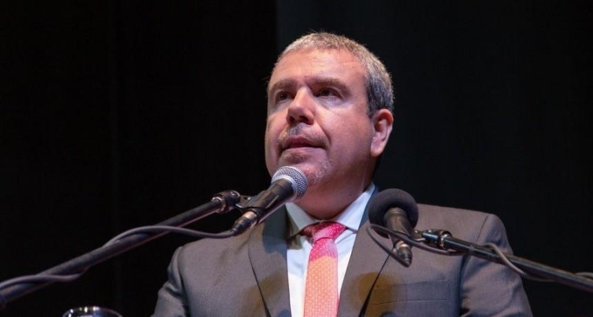 Víctor Moriñigo asumió en la UNSL