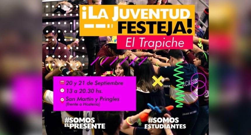 Se viene el festejo por el Día del Estudiante en El Trapiche