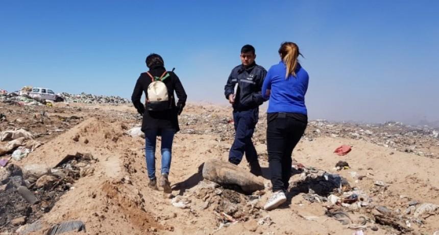 Residuos en llamas: la Municipalidad de San Luis, contra el medio ambiente