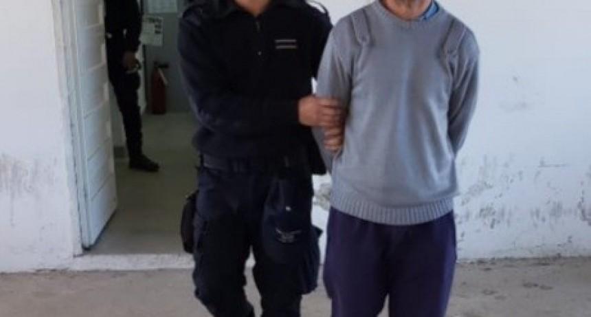 Unión: un hombre fue enviado a prisión por desobedecer una orden judicial y resistencia a la autoridad