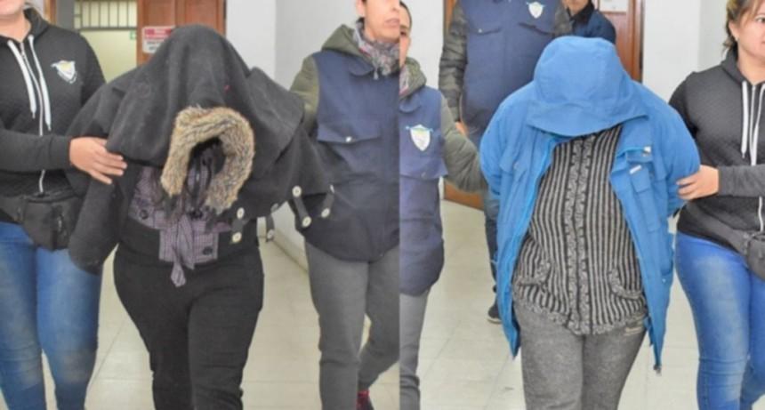 San Luis: cárcel para madre e hija por el homicidio de un bebe