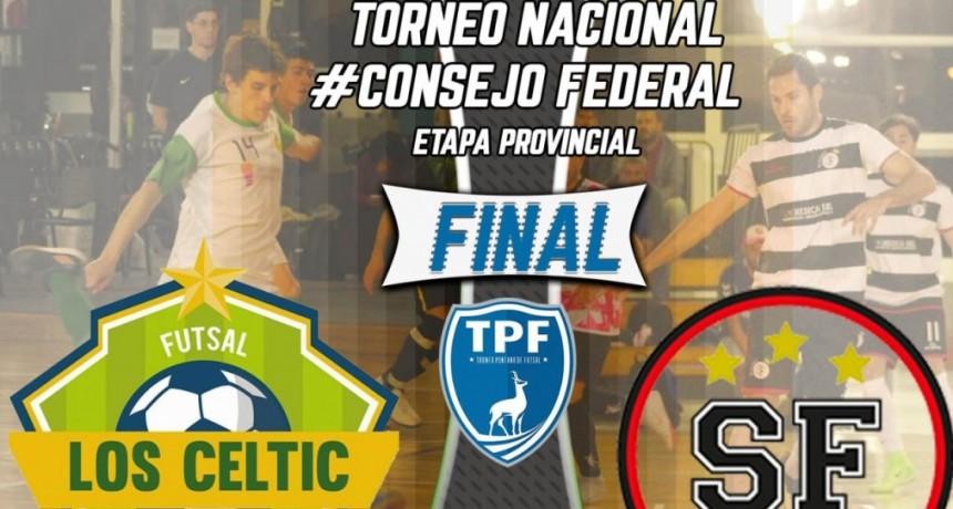 San Fernando vs Celtic, la final de la etapa provincial