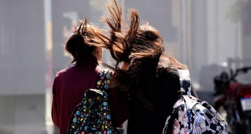 Septiembre se despide con un marcado descenso en la temperatura y con una jornada de mucho viento