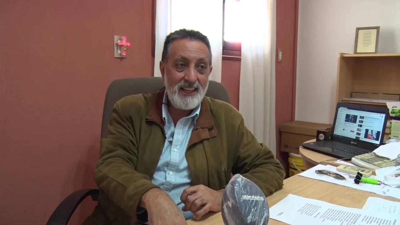 El intendente de Concarán,Facundo Domínguez habló sobre la construcción viviendas