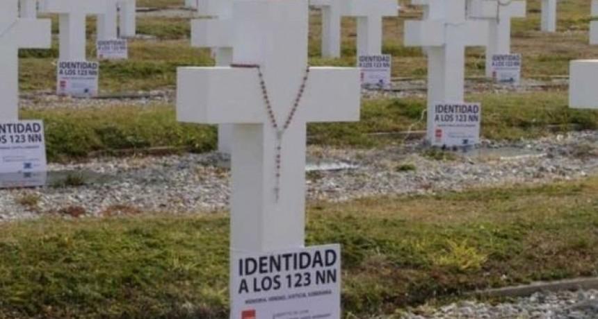 El teniente Rubén Marquez es el caído de Malvinas identificado nº100