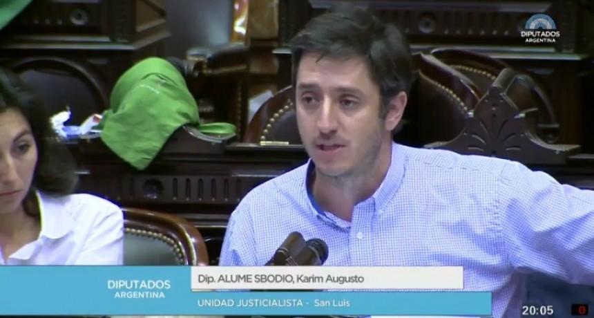 Karim Alume pidió al intendente que revea los fondos para subsidios del transporte