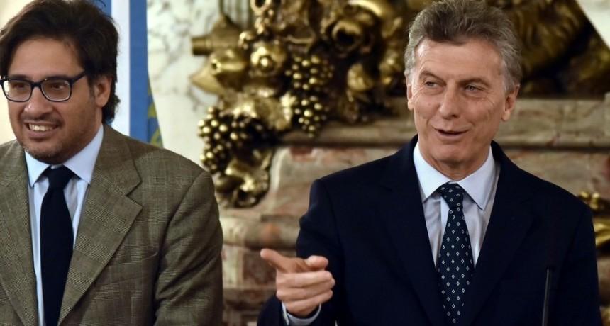 Tensión en el Gobierno  Gestos de Mauricio Macri para calmar la inesperada interna en el oficialismo