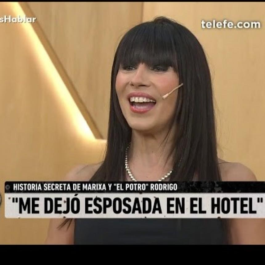 Marixa Balli y su revelación sobre Rodrigo: