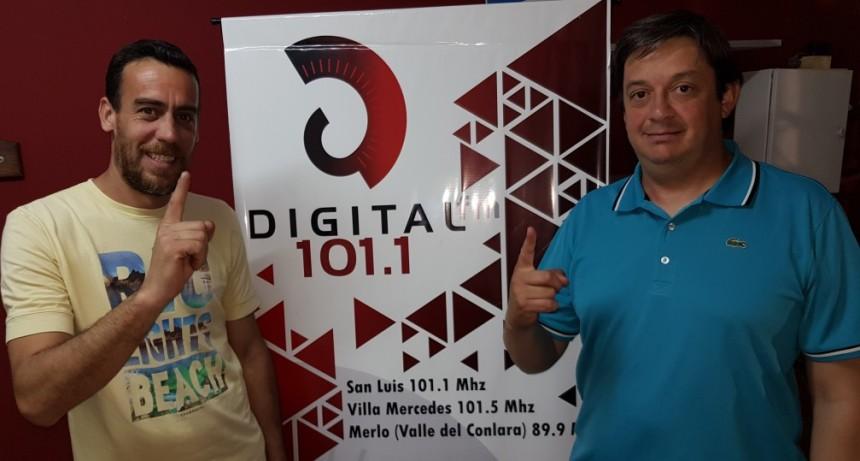 Los protagonistas del Rally del Caldén en Digital San Luis