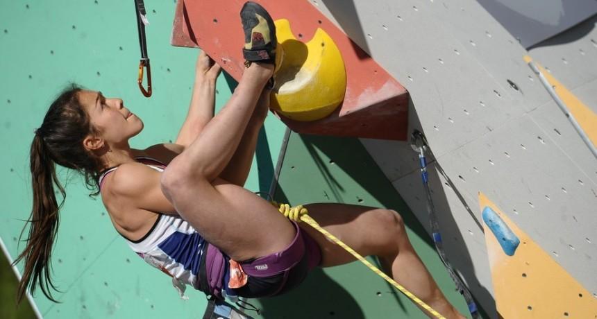 Juegos Olímpicos de la Juventud: Valentina Aguado, a las nubes