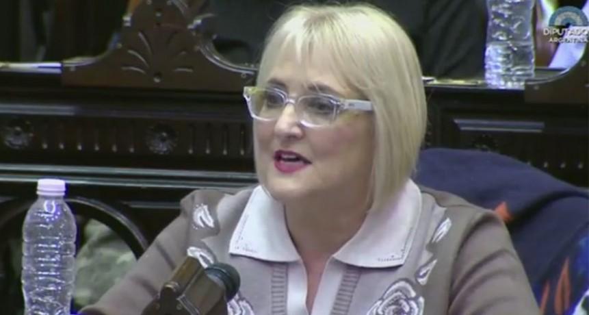 La diputada Bianchi presentó un proyecto para derogar los aumentos en la tarifa de gas