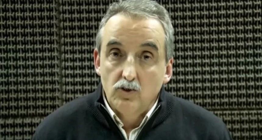 Guillermo Moreno lanzó su candidatura a presidente: