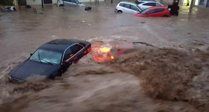 Es grave la situación en la isla de Mallorca