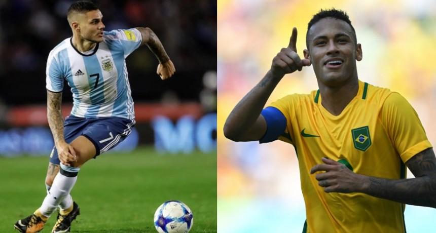 Argentina y Brasil se miden en Arabia Saudita en un nuevo clásico de Sudamérica