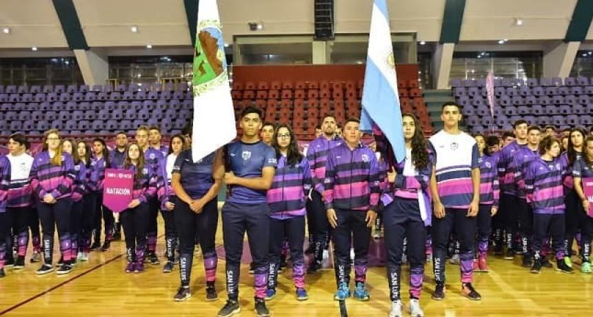 Juegos Binacionales: San Luis rumbo a Chile