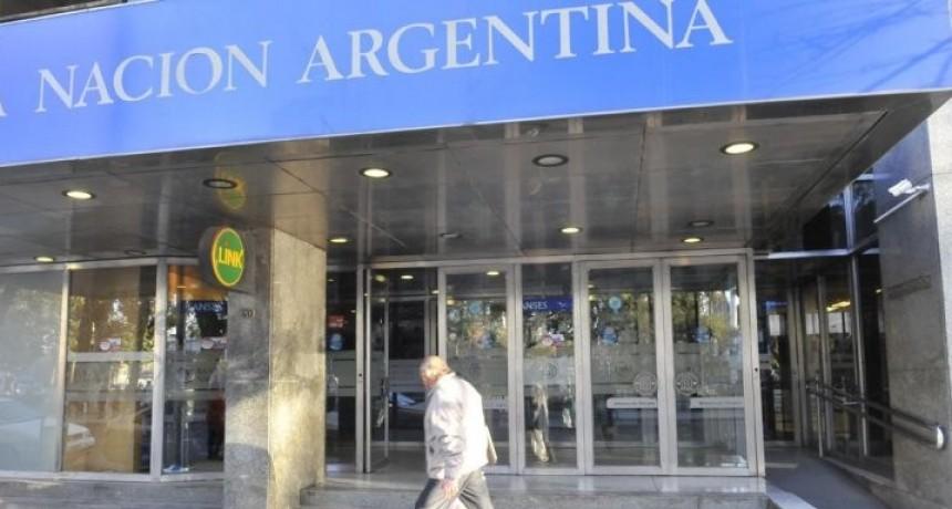 Mañana el Banco Nación no atenderá las últimas tres horas