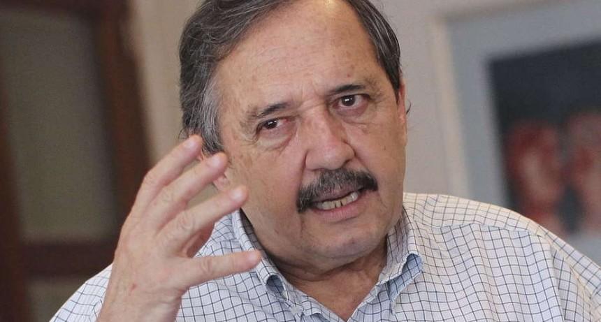 Ricardo Alfonsín llega este jueves a la provincia