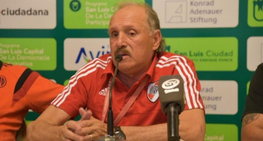 River probará jugadores en San Luis y Villa Mercedes