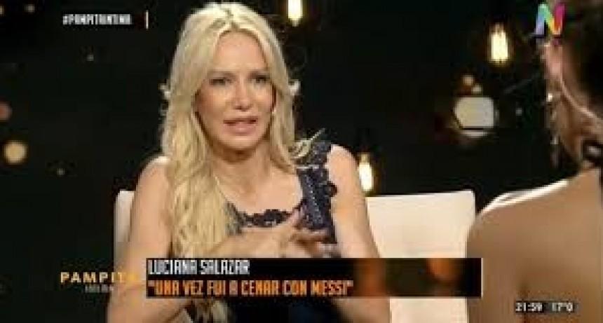 Luciana Salazar dio detalles sobre su relación con Lionel Messi