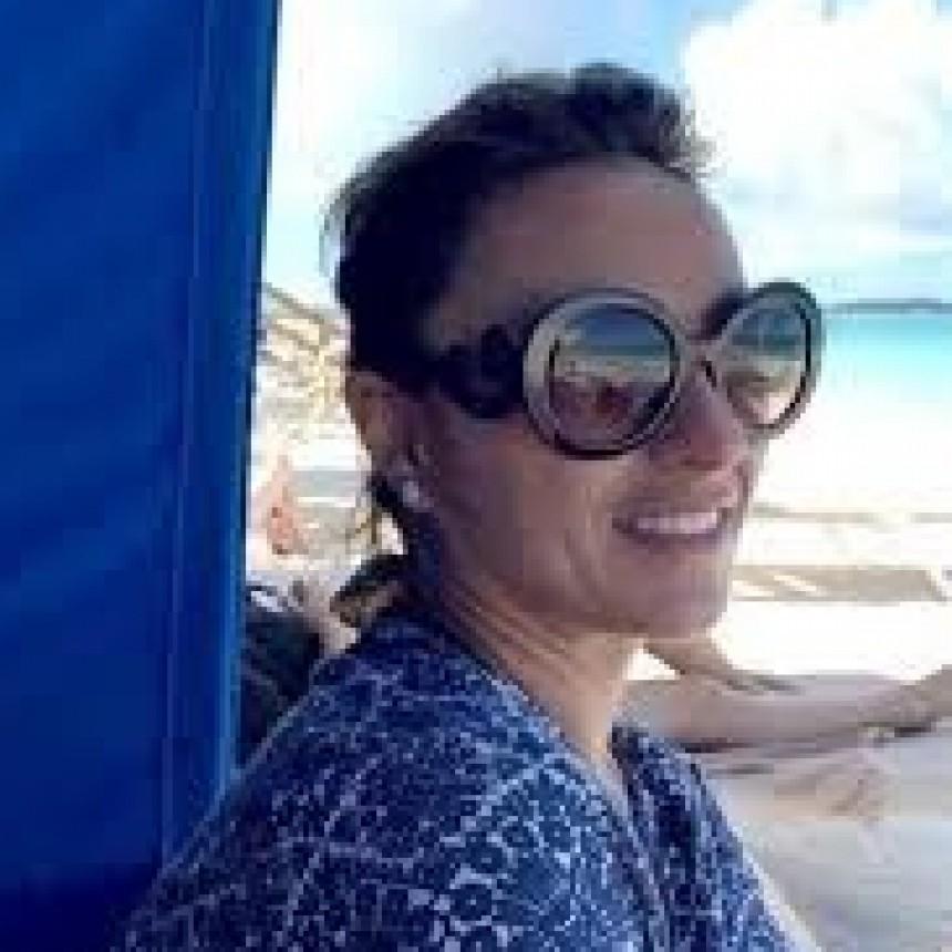 Cuadernos de la corrupción: se entregó Carolina Pochetti, la viuda de Daniel Muñoz
