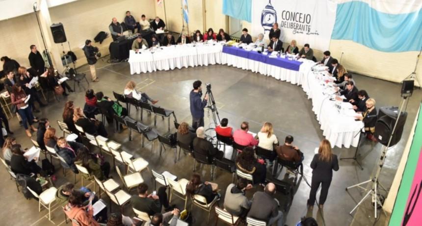 El Concejo Deliberante sale a los Barrios