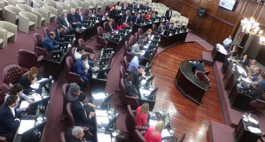 Media sanción en Diputados al presupuesto 2019 de la provincia con modificaciones