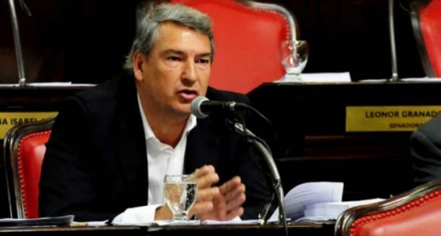 """Jorge D'Onofrio: """"El presupuesto es una ficción"""""""