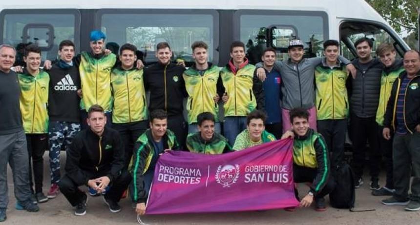 El handball masculino del Club Aseba estará presente en el Torneo Regional de Salta