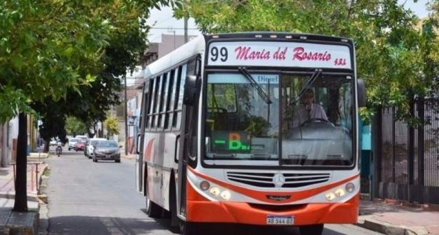 Las empresas de transporte interurbano pidieron readecuación de tarifas