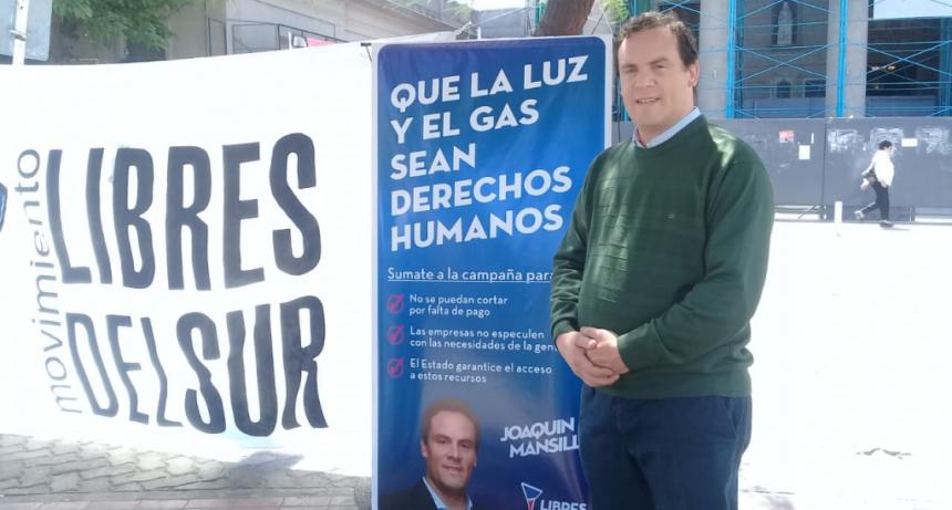 Impulsan proyecto para que el gas y la luz sean derechos humanos