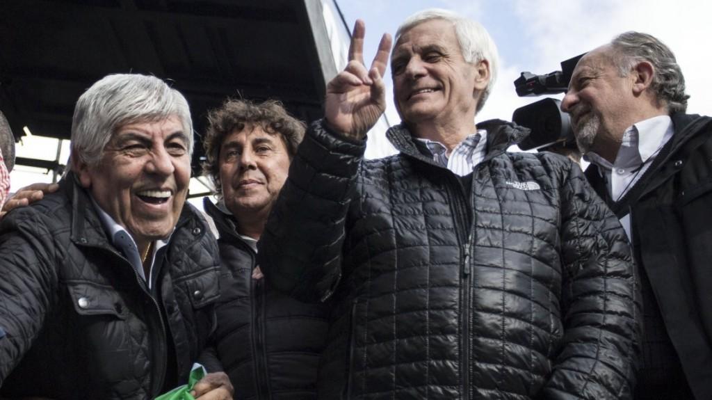 Ante la mirada de Alberto Fernández, la CTA oficializará su unificación con la CGT