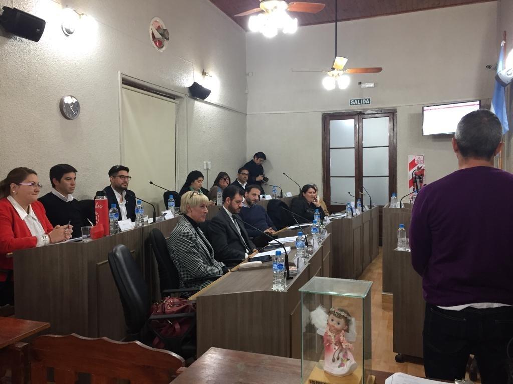Concejales rechazaron el aumento de boleto de Transpuntano
