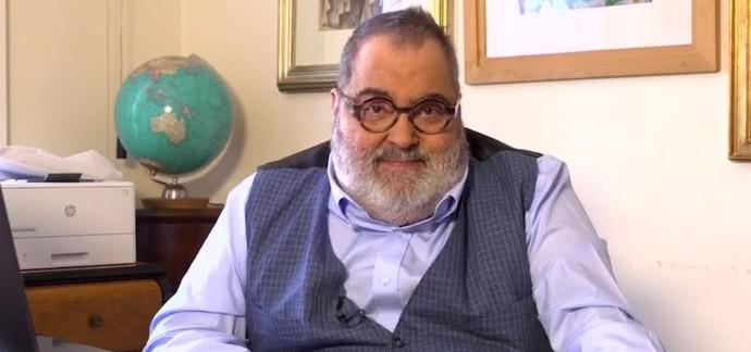 Jorge Lanata, nuevamente internado