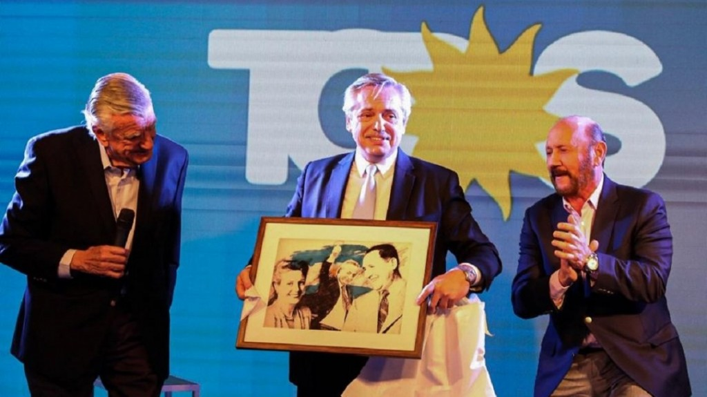 Alberto Fernández le pidió al PJ que le corrijan cada error que cometa si es presidente