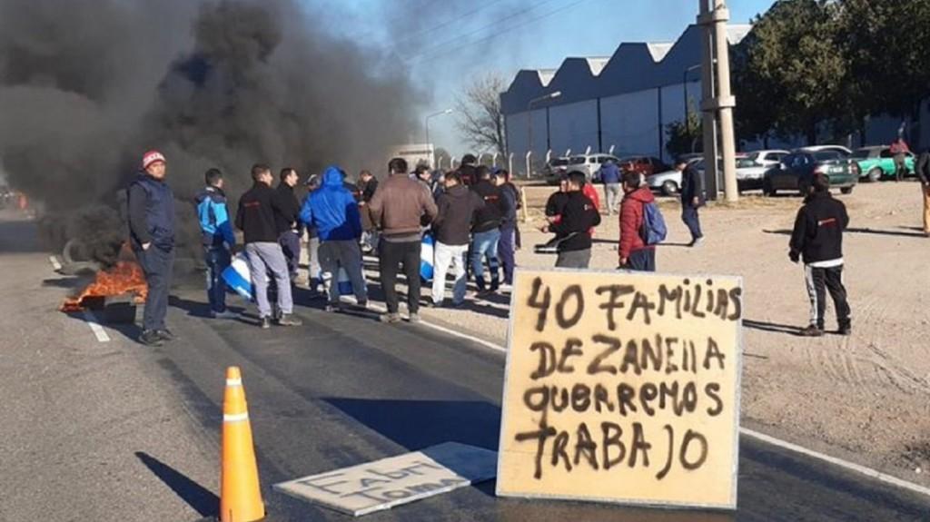 Zanella cerró su planta en Caseros y despidió a 70 trabajadores