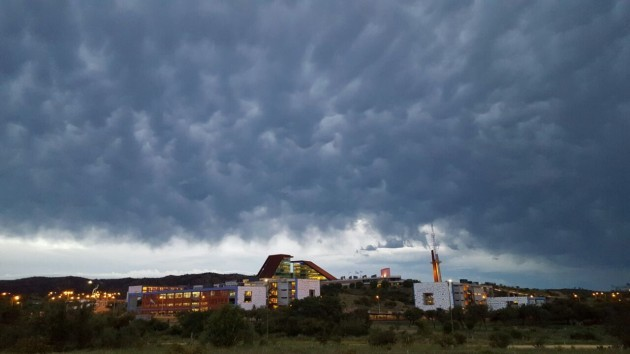 Viernes caluroso; para el sábado y domingo se espera la lluvia
