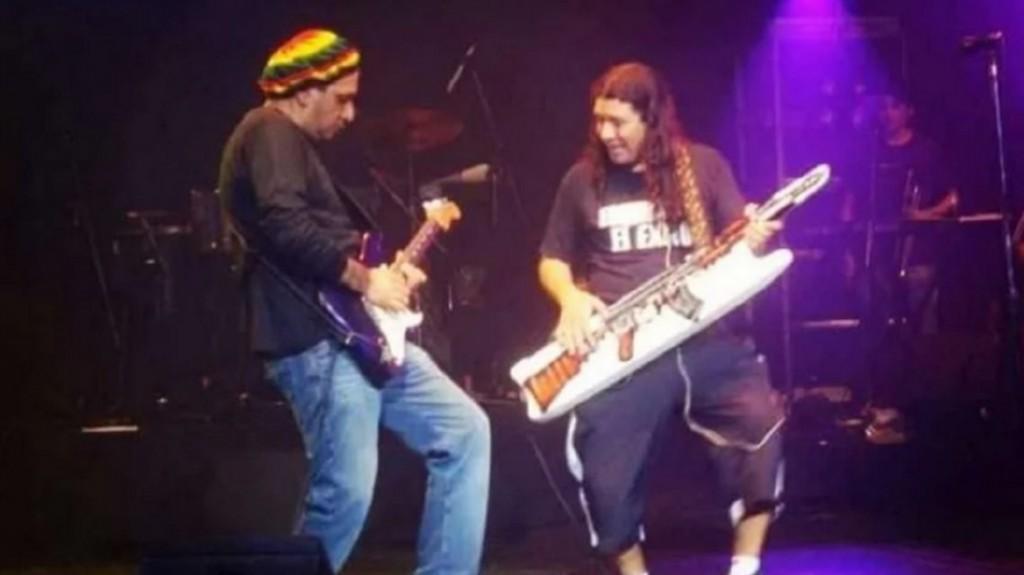 Murió Richard, el guitarrista de Damas Gratis: el dolor de Pablo Lescano